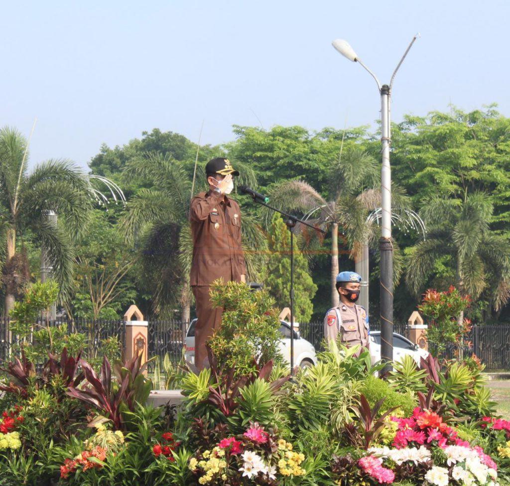 Fredy Sm Menjadi Pimpinan Apel Kesiapsiagaan Penanggulanan Bencana Kabupaten Lampung Timur Tahun 2020 Jalur News Ungkap Peristiwa Interaktif